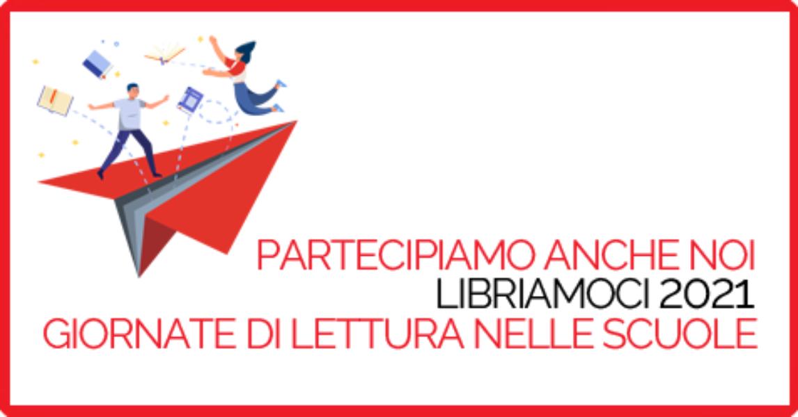 L'IIS TORRICELLI PARTECIPA A LIBRIAMOCI 2021